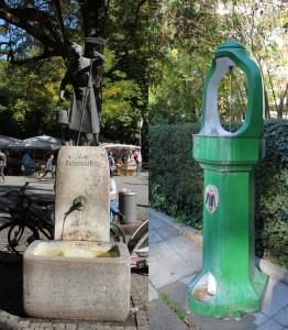 Trinkwasserbrunnen-muenchen